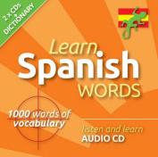 Learn Spanish Words [Audio]
