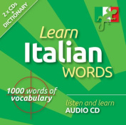 Learn Italian Words [Audio]