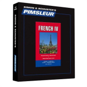 Pimsleur French Level 4 CD [Audio]