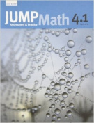 Jump Math 4.1, Book 4, Part 1 of 2