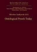 Ontological Proofs Today