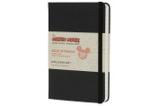 Moleskine Mickey Mouse Limited Edition Pocket Ruled Notebook Hard