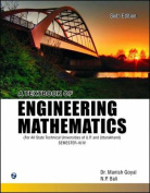 A Textbook of Engineering Mathematics (for All State Technical Universities of U.P. and Uttarakhand) Sem-III/IV
