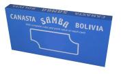 Samba/Canasta/Bolivia triple pack playing cards