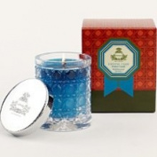 Agraria Mediterranean Jasmine Petite Crystal Cane Candle - No Colour