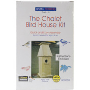 Hobby Express - 60008 Chalet Bird House Kit