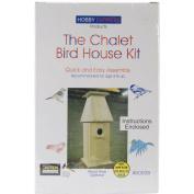 Hobby Express - 60008 Chalet Bird House Kit