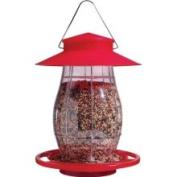 Lantern Feeder - Red