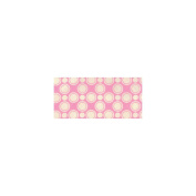 Medium Basket Liner-Retro Dot Pink