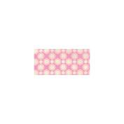 Medium Basket Liner-Retro Dot Pink
