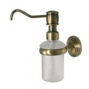Allied Brass Waverly Place Wall Mounted Soap Dispenser Finish