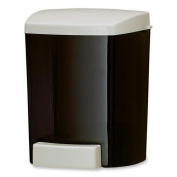 San Jamar 890ml Soap Dispenser, Black Pearl | Model No. S30TBK