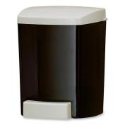 San Jamar 890ml Soap Dispenser, Black Pearl | Model No. S30TBK
