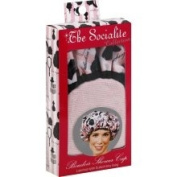 The Socialite Collection Shower Cap, Boudoir