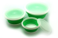 Collapsible Storage Bowls Set of 3