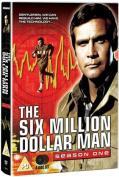 The Six Million Dollar Man [Region 2]