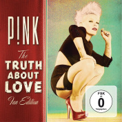 The Truth About Love - Fan Edition [CD/DVD]