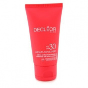 Sun - During Sun Exposure by Decleor Aroma Sun Protective Anti-Wrinkle Cream For The Face SPF30 50ml