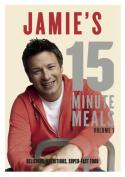 Jamie's 15 Minute Meals [2 Discs] [Region 4]