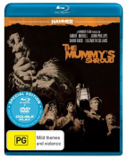 The Mummy's Shroud [Regions 1,4] [Blu-ray]