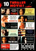 Thriller Movies [4 Discs] [Region 4]