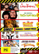 The Little Rascals / Drop Dead Fred / Harry and the Hendersons / Problem Child / The Flintstones  [3 Discs] [Region 4]