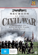 Secrets of the Civil War  [4 Discs] [Region 4]