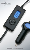 Powerwave FM Transmitter & Car Charger