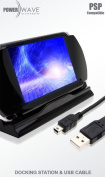 Powerwave Docking Station & USB Link Cable