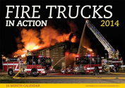 Fire Trucks in Action 2014
