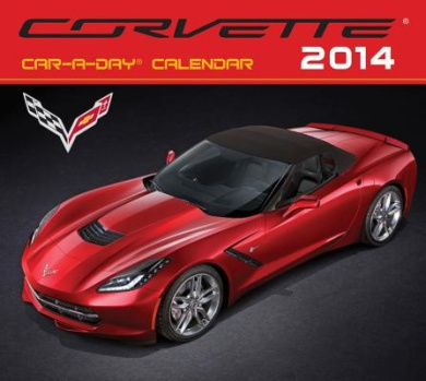 Corvette Car-A-Day 2014