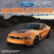 Ford Muscle Cars 2014