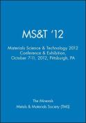 MS&T '12