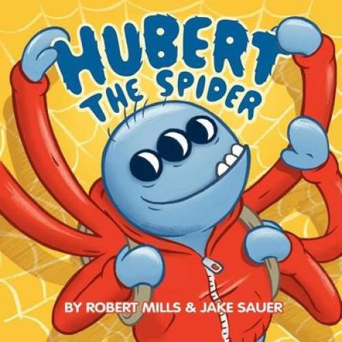 Hubert the Spider by Robert Mills