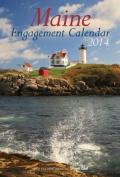 Maine Engagement Calendar 2014