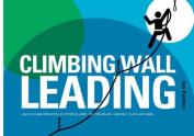Climbing Wall Leading