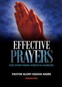 Effective Prayer for Overcoming Spiritual Warfare