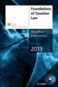 Foundations of Taxation Law 2013