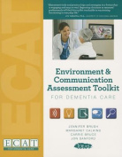 Environment & Communication Assessment Toolkit for Dementia Care (ECAT)
