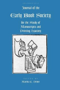 Jnl of Early Book Society Volume 15