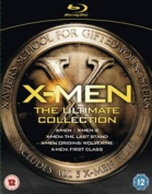 X-Men: The Ultimate Collection [Region 2] [Blu-ray]