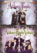 The Addams Family/Addams Family Values [Regions 1,4]