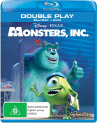 Monsters Inc. (Blu-ray/DVD)  [2 Discs]