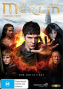 The Adventures of Merlin [5 Discs]