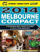 UBD Gregory's Melbourne Compact Street Directory 2014