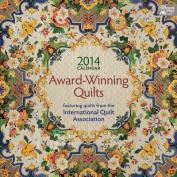 Award Winning Quilts Calendar