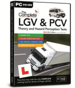The Complete LGV & PCV Theory & Hazard Perception Tests