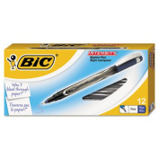 Bic FPIN11-BE Intensity Permanent Pen 0.5 mm Fine Blue Dozen