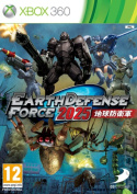 Earth Defense Force 2025 [Region 4]