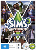 The Sims 3 University (Add On)